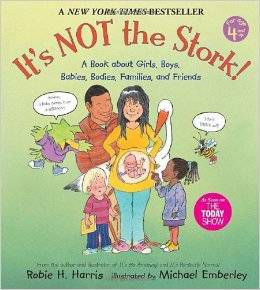 its not the stork