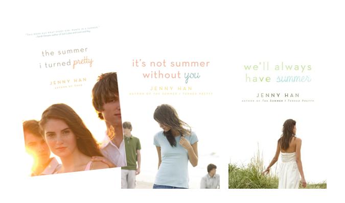 jenny han summer series