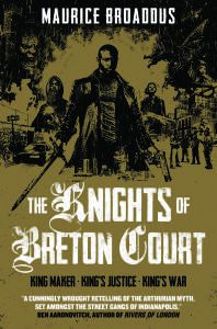 Knights of Breton Court Maurice Broaddus