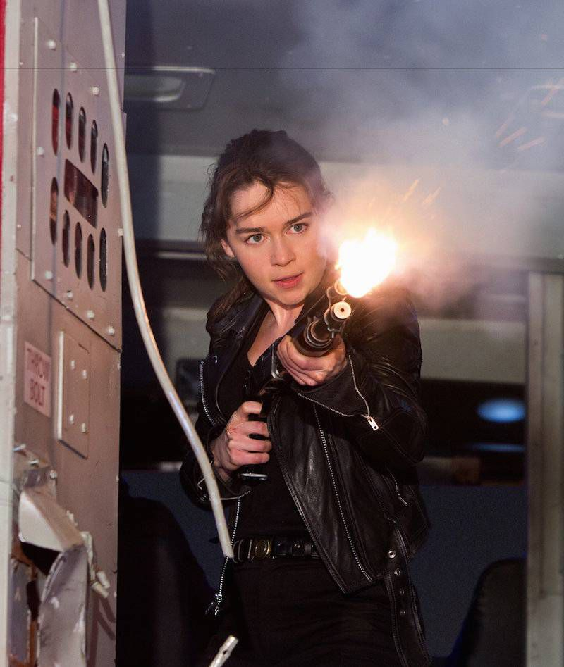 Sarah Connor from Genisys
