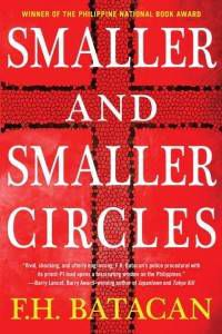 cover of Smaller and Smaller Circles by F.H. Batacan