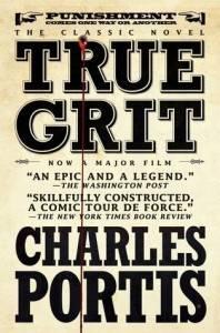 Um romance ocidental para todas as ocasiões: True Grit por Charles Portis