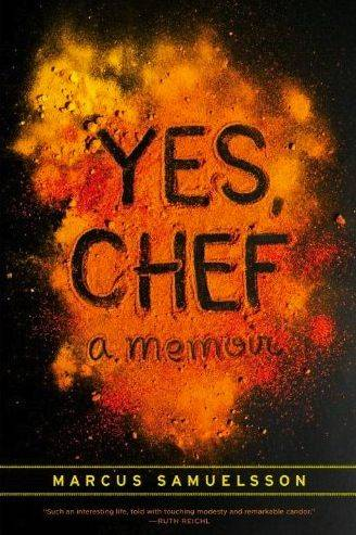 How to be a chef book