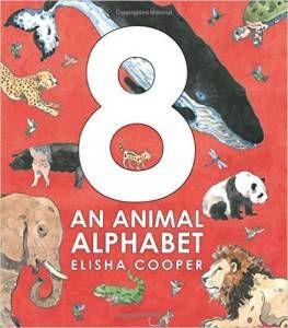 8 An Animal Alphabet by Elisha Cooper