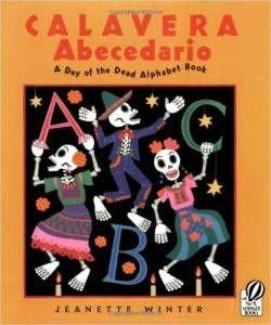 Calavera Abecedario by Jeanette Winter