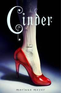 Cinder book cover | Top YA Books
