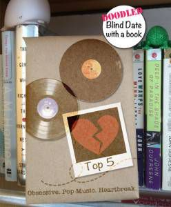 Doodled Blind Date with a Book High Fidelity