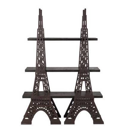 Eiffel+Bookshelf
