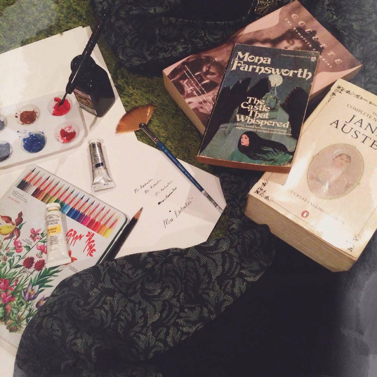 Jane-Eyre-Painting-Instagram