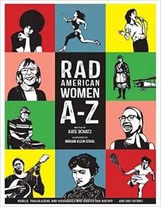 Rad American Women A-Z by Kate Schatz