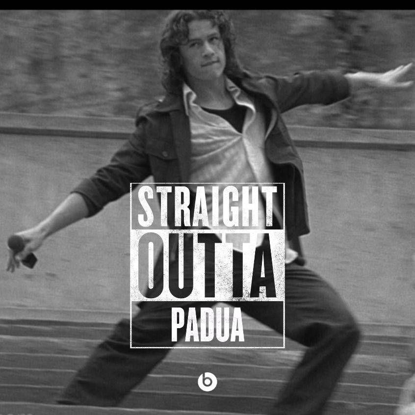 StraightOuttaPadua