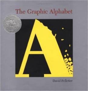 The Graphic Alphabet by David Pelletier