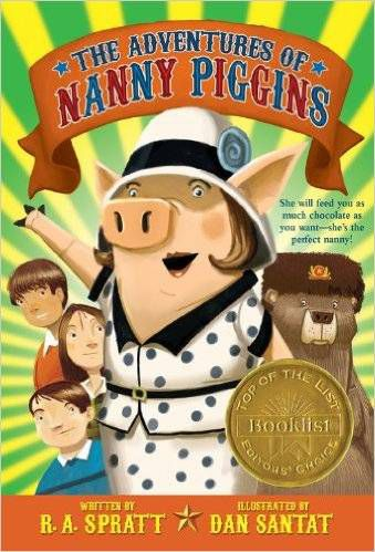 adventures of nanny piggins