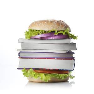 book club option: books about food
