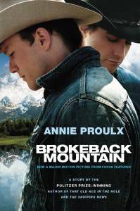 brokeback mountain book cover