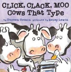 click clack moo cover