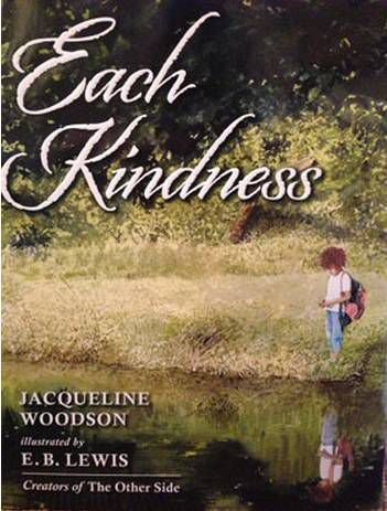 Each Kindless by Jacqueline Woodson