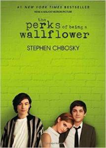 perks of being a wallflower movie cover