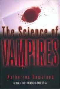 science of vampires
