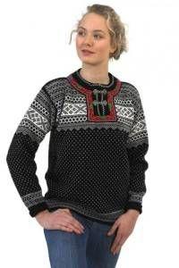 Traditional Norwegian Sweater