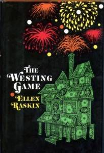Cover of The Westing Game by Ellen Rankin