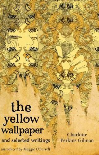 yellow wallpaper book cover