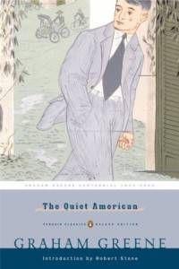 Vietnam War Books The Quiet American Graham Greene Cover