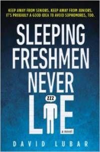 sleeping freshman never lie by David Lubar