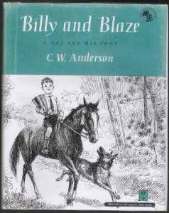 Billy & Blaze book