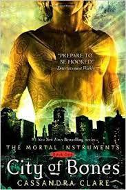 City of Bones Mortal Instrument Cassandra Clare