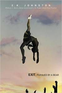 Exit, Pursued By A Bear by EK Johnston