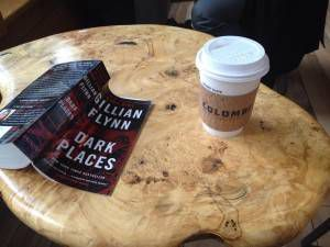 "Reading Gillian Flynn's ""Dark Places"" in the days before Thanksgiving"