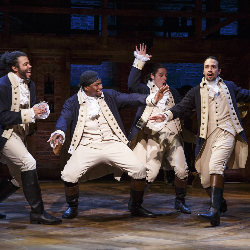 What To Read Now That You Ve Heard Hamilton