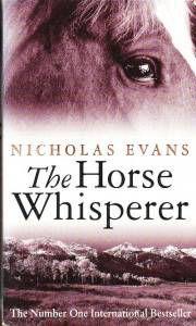The Horse Whisperer book jacket