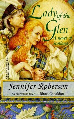 Old cover of Lady of the Glen.
