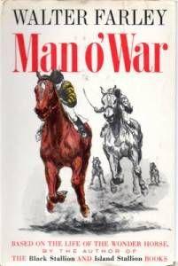 Man o'War book cover