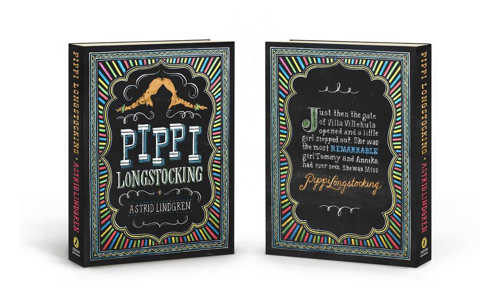 Pippi Longstocking Puffin Chalk