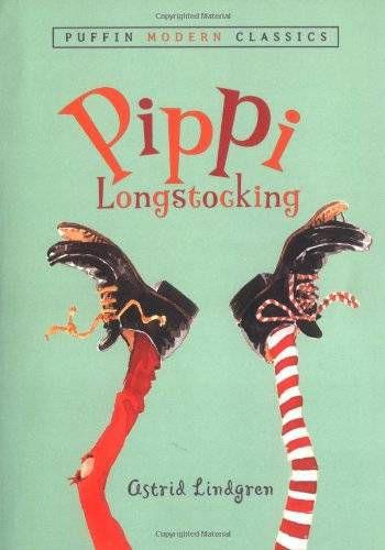 Pippi Longstocking Puffin Modern Classic