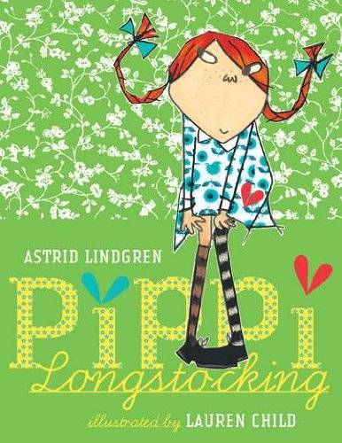 Checking Out Pippi Longstocking From >> 6 Awesome Editions Of Pippi Longstocking