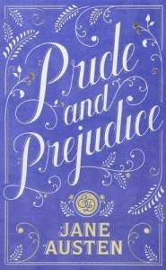 pride and prejudice cover jane austen