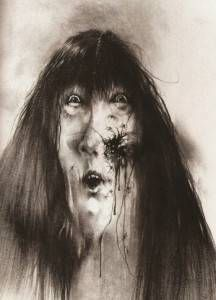 Scary Stories to Tell in the Dark Spiders