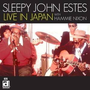 Sleepy John Estes Hammie Nixon Live in Japan