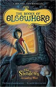 The Books for Elsewhere by Jacqueline West