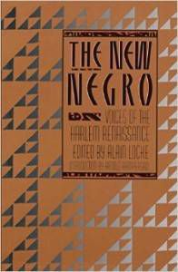 The New Negro- Voices of the Harlem Renaissance edited by Alain Locke