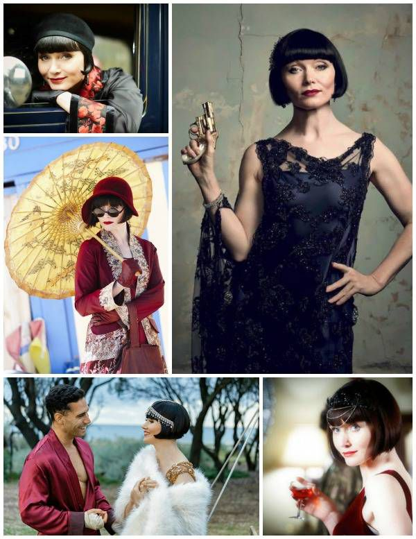 There's pretty much no one cooler than Miss Phryne Fisher.