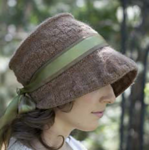 a most sensible bonnet by theressa silver from ravelry