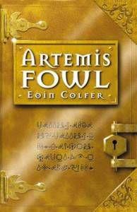 artemis fowl-eoin colfer