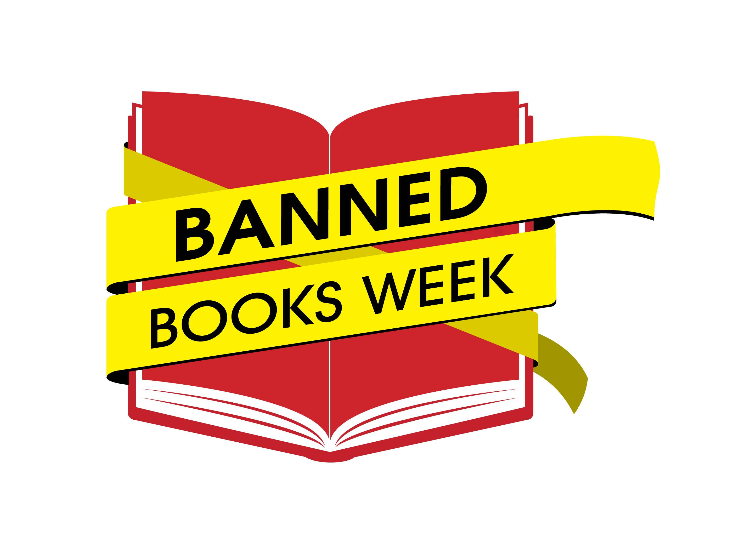 Image result for banned book week display 1982