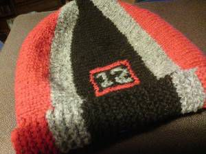 hunger games inspired tribute training beanie by nancy fry from ravelry