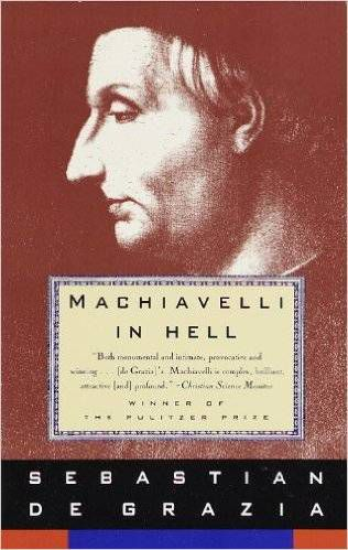 machievelli in hell
